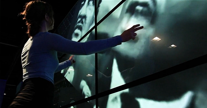 Largest Interactive Wall