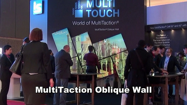 Oblique Wall (ISE 2012)